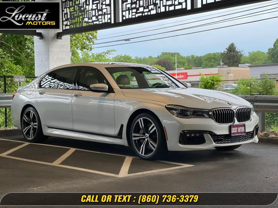 Used 2016 BMW 7 Series in Hartford, Connecticut | Locust Motors LLC. Hartford, Connecticut