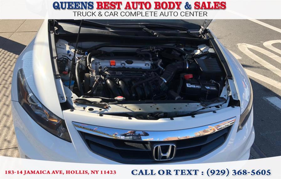 Used Honda Accord Cpe 2dr I4 Auto EX-L w/Navi 2012   Queens Best Auto Body / Sales. Hollis, New York