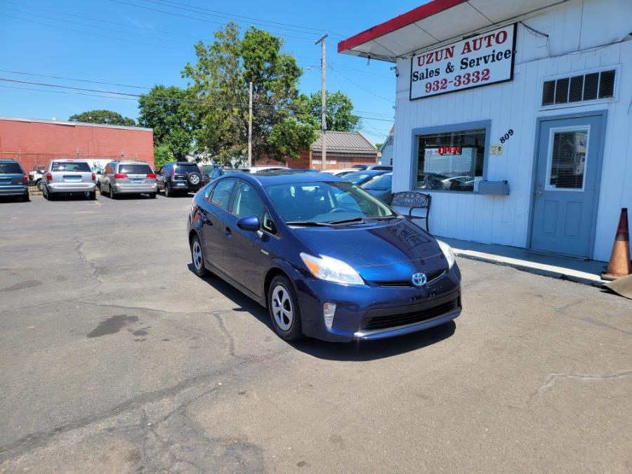 Used 2012 Toyota Prius in West Haven, Connecticut   Uzun Auto. West Haven, Connecticut