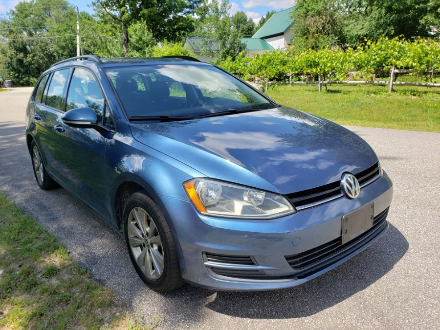 Used Volkswagen Golf SportWagen 1.8T S Auto 4MOTION 2017 | ODA Auto Precision LLC. Auburn, New Hampshire