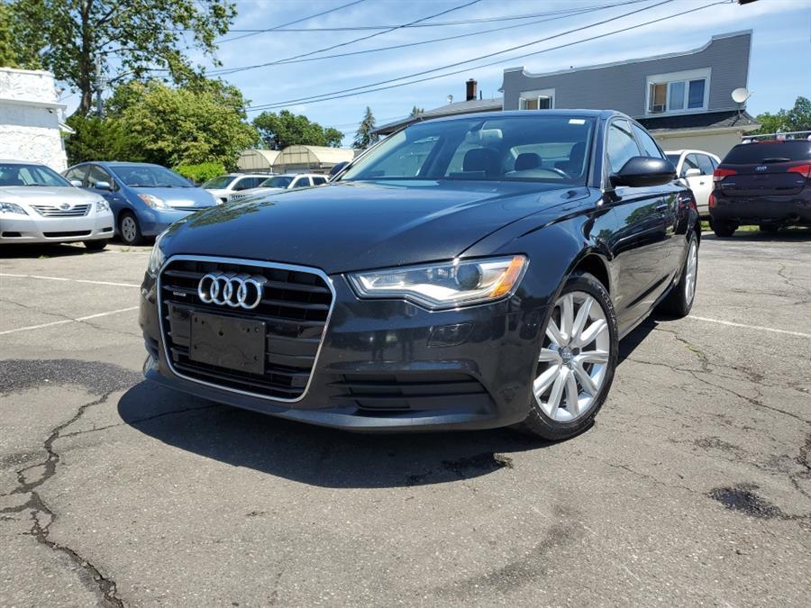 Used 2014 Audi A6 in Springfield, Massachusetts | Absolute Motors Inc. Springfield, Massachusetts