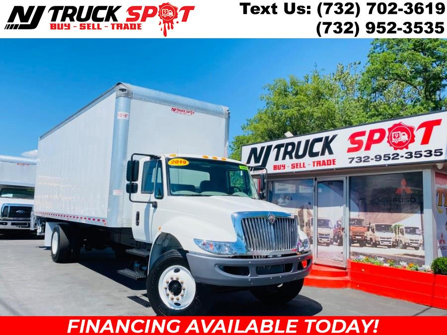 Used 2019 INTERNATIONAL 4300 in South Amboy, New Jersey   NJ Truck Spot. South Amboy, New Jersey