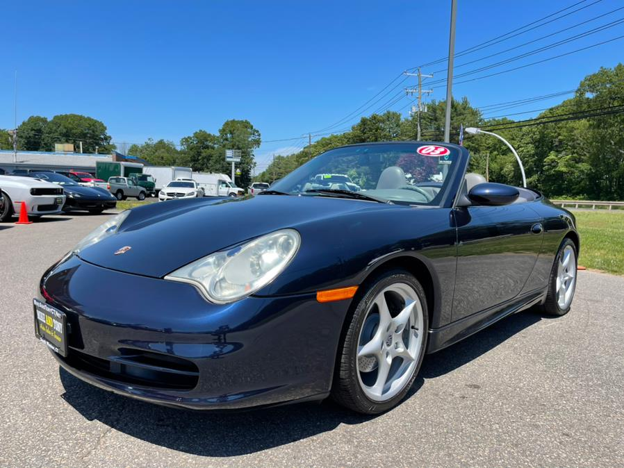 Used Porsche 911 Carrera 2dr Carrera Cabriolet Tiptronic 2003   Mike And Tony Auto Sales, Inc. South Windsor, Connecticut