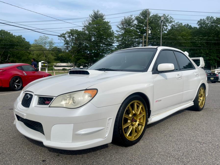 Used Subaru Impreza Sedan 4dr H4 Turbo WRX STI w/Gold Wheels 2007   Mike And Tony Auto Sales, Inc. South Windsor, Connecticut