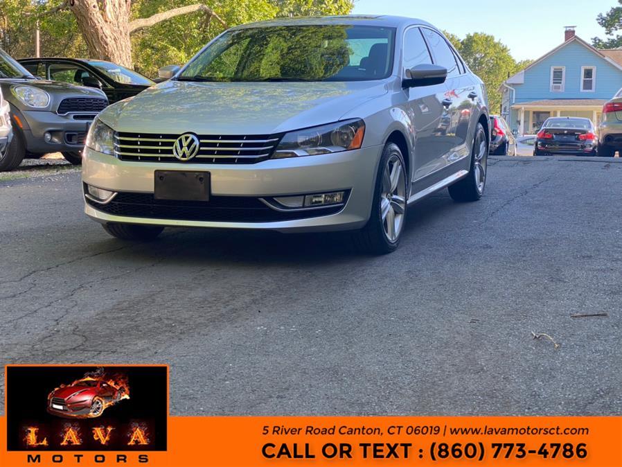Used 2015 Volkswagen Passat in Canton, Connecticut | Lava Motors. Canton, Connecticut