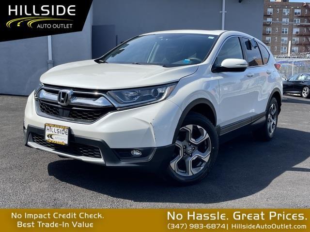 Used Honda Cr-v EX 2018 | Hillside Auto Outlet. Jamaica, New York