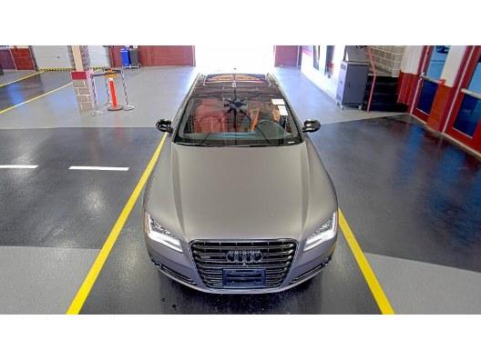 Used 2014 Audi A8 L in Brooklyn, New York | Brooklyn Auto Mall LLC. Brooklyn, New York
