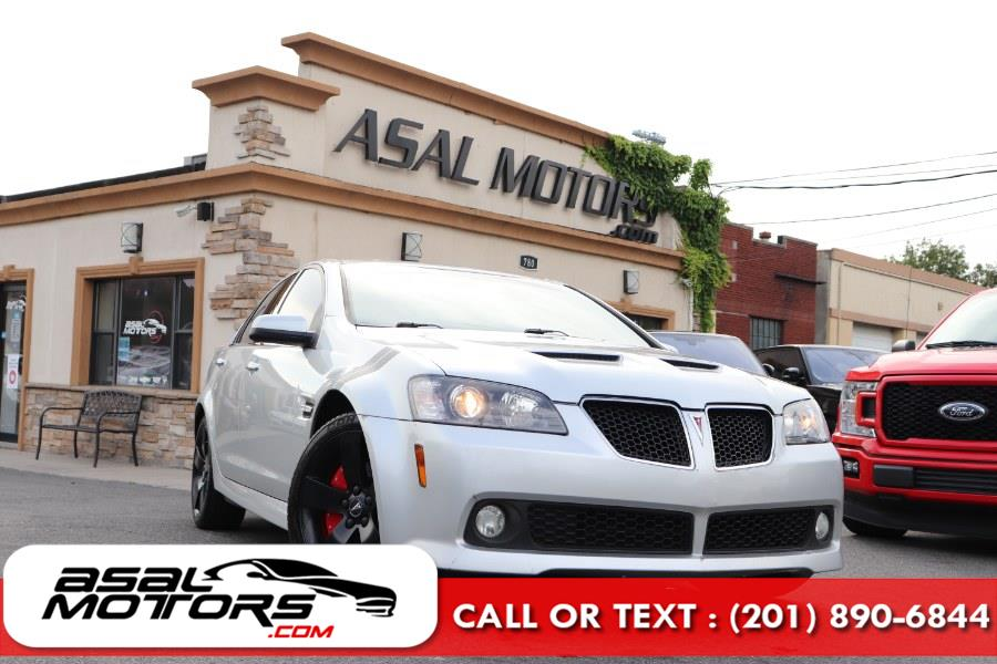 Used Pontiac G8 4dr Sdn GT 2009 | Asal Motors. East Rutherford, New Jersey