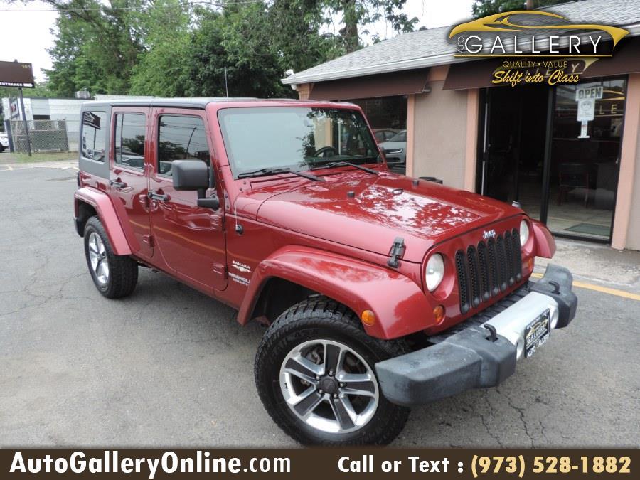 Used 2012 Jeep Wrangler Unlimited in Lodi, New Jersey | Auto Gallery. Lodi, New Jersey