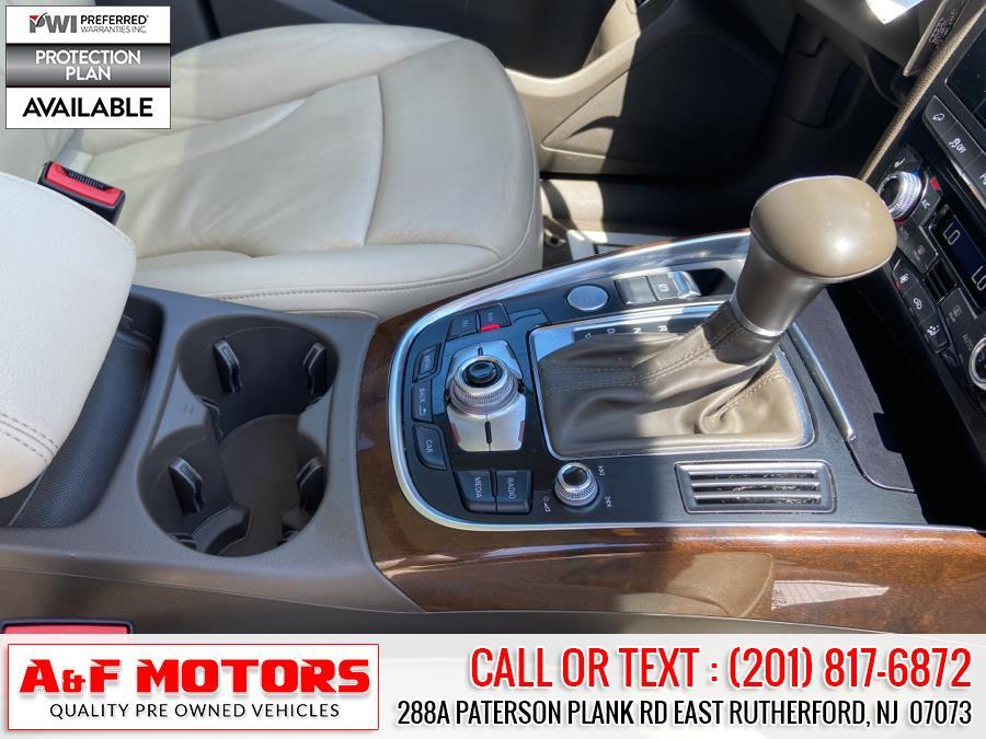 Used Audi Q5 quattro 4dr 2.0T Premium Plus 2015 | A&F Motors LLC. East Rutherford, New Jersey