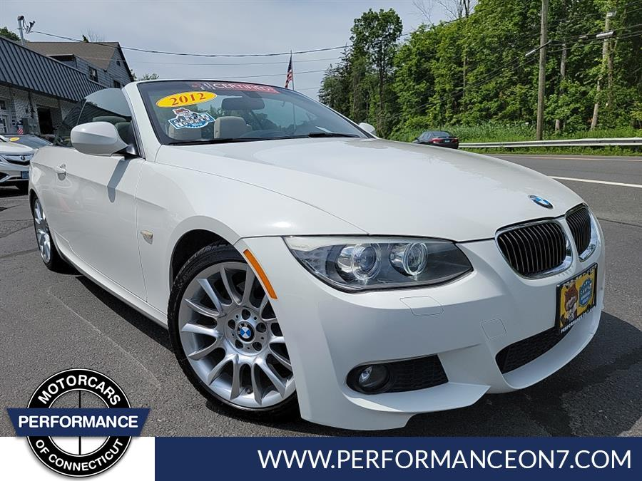 Used BMW 3 Series M PACK 2dr Conv 328i 2012 | Performance Motor Cars Of Connecticut LLC  . Wilton, Connecticut