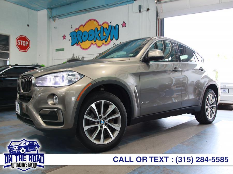 Used BMW X6 xDrive35i Sports Activity Coupe 2018 | On The Road Automotive Group Inc. Bronx, New York