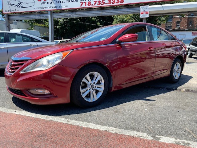 Used Hyundai Sonata 4dr Sdn 2.4L Auto GLS 2013 | Wide World Inc. Brooklyn, New York