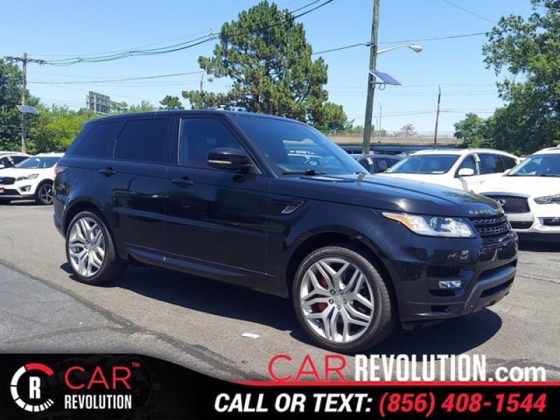 Used Land Rover Range Rover Sport Autobiography 2015 | Car Revolution. Maple Shade, New Jersey
