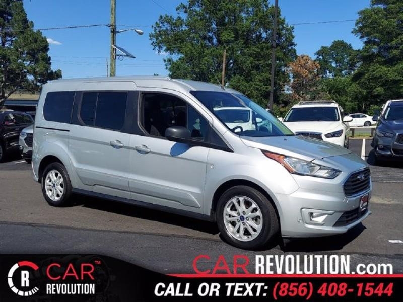 Used Ford Transit Connect Wagon XLT 2019   Car Revolution. Maple Shade, New Jersey