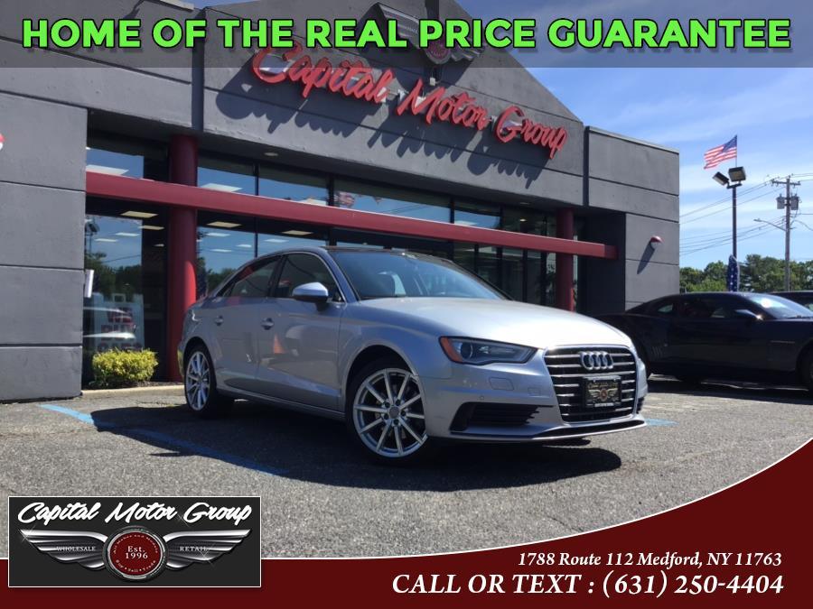 Used 2015 Audi A3 in Medford, New York | Capital Motor Group Inc. Medford, New York