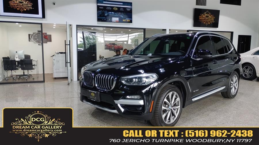 Used BMW X3 xDrive30i Sports Activity Vehicle 2018   Dream Car Gallery. Woodbury, New York