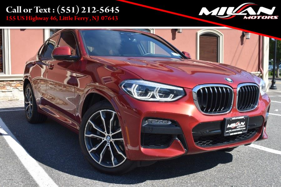 Used BMW X4 xDrive30i Sports Activity Coupe 2019   Milan Motors. Little Ferry , New Jersey