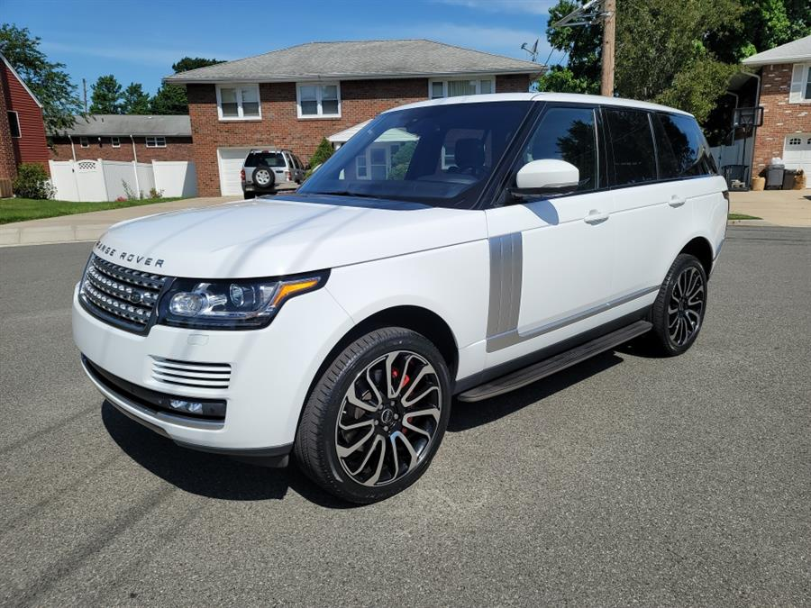 Used 2015 Land Rover Range Rover in Little Ferry, New Jersey | Daytona Auto Sales. Little Ferry, New Jersey