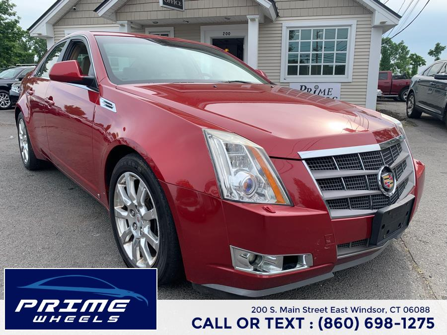 Used 2009 Cadillac CTS in East Windsor, Connecticut | Prime Wheels. East Windsor, Connecticut