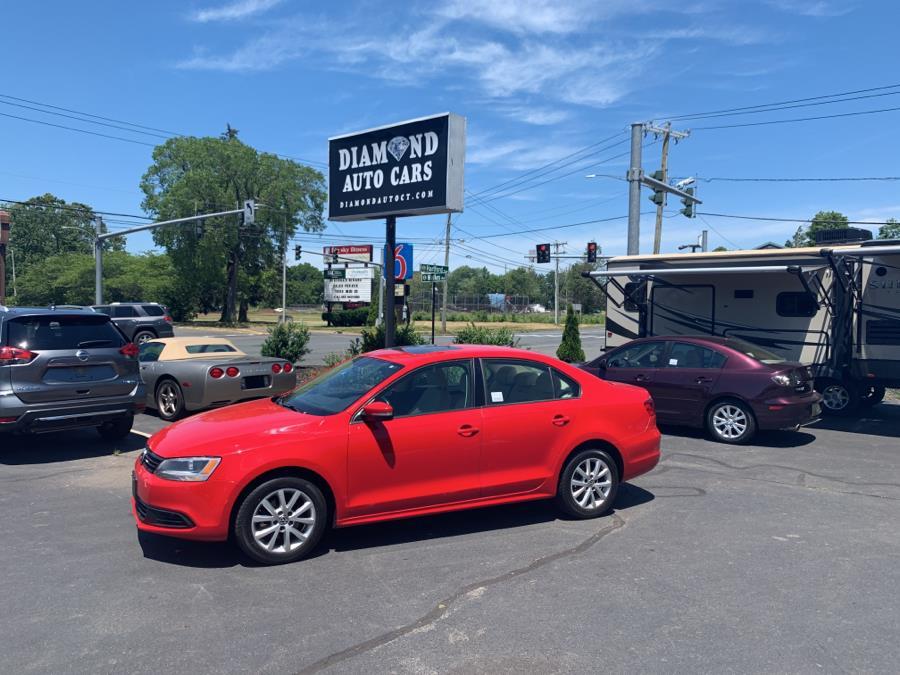 Used 2012 Volkswagen Jetta Sedan in Vernon, Connecticut | Diamond Auto Cars LLC. Vernon, Connecticut