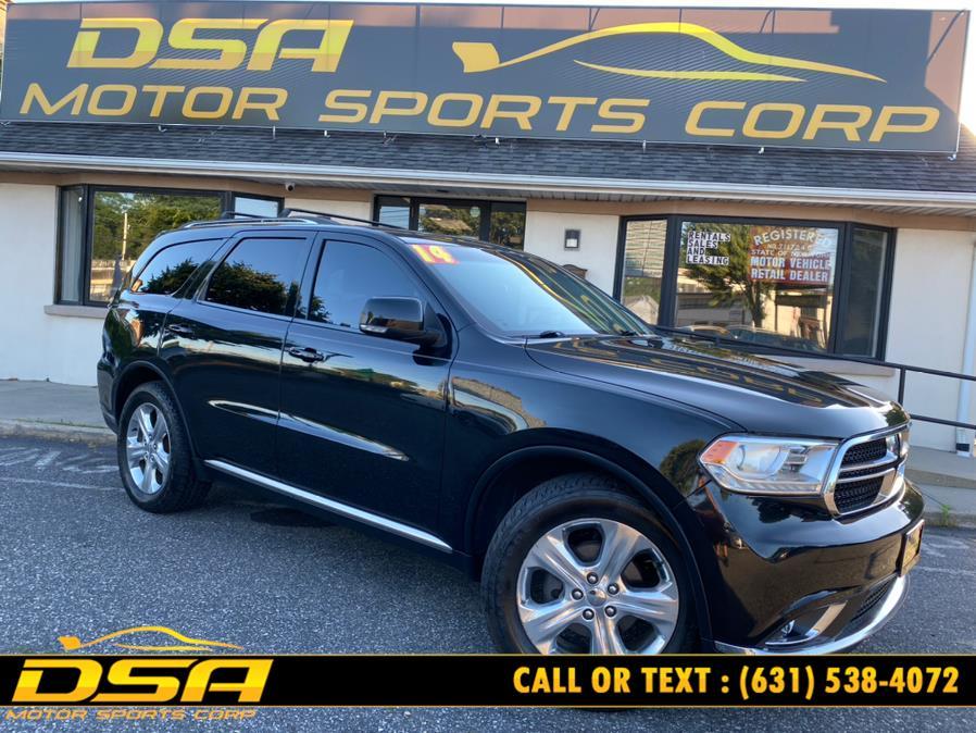 Used Dodge Durango AWD 4dr Limited 2014 | DSA Motor Sports Corp. Commack, New York