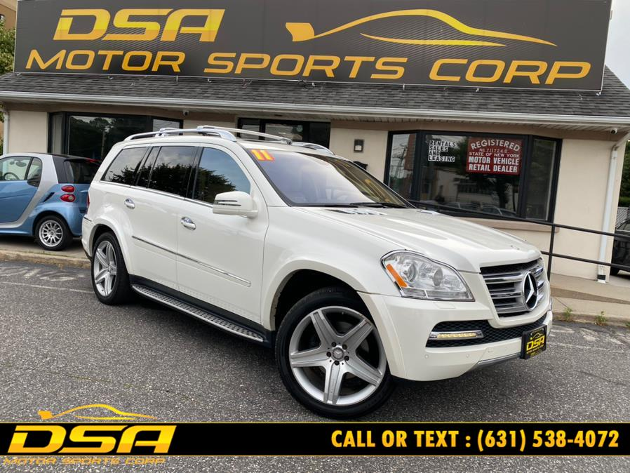 Used Mercedes-Benz GL-Class 4MATIC 4dr GL550 2011 | DSA Motor Sports Corp. Commack, New York