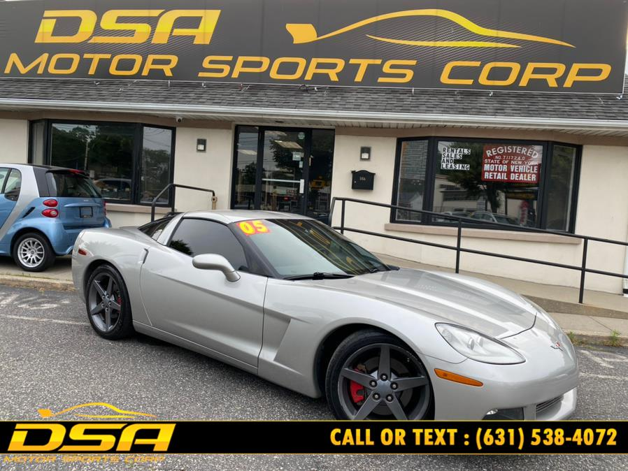 Used 2005 Chevrolet Corvette in Commack, New York | DSA Motor Sports Corp. Commack, New York