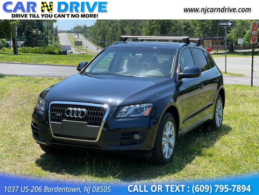 Used Audi Q5 2.0 quattro Premium 2012 | Car N Drive. Bordentown, New Jersey