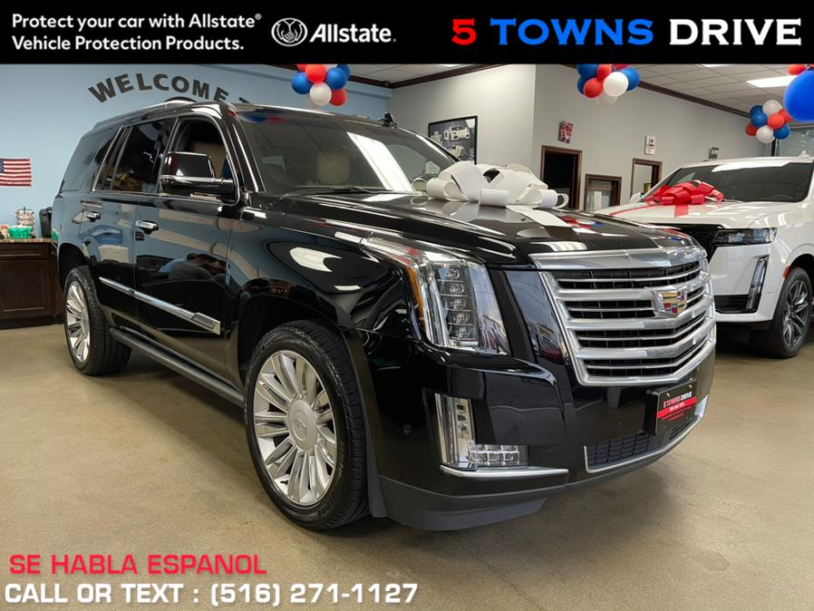 Used Cadillac Escalade 4WD 4dr Platinum 2018   5 Towns Drive. Inwood, New York