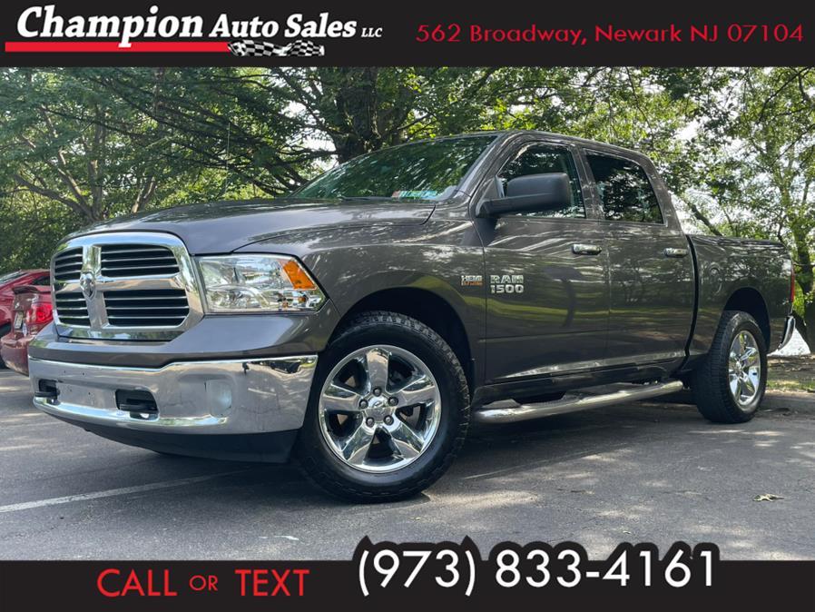 Used 2015 Ram 1500 in Newark, New Jersey | Champion Auto Sales. Newark, New Jersey