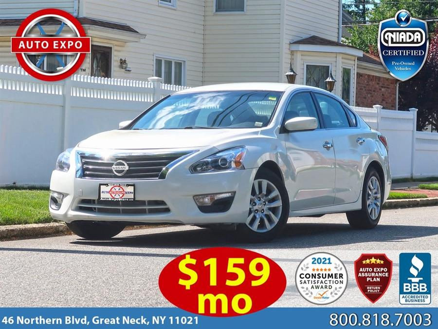 Used 2015 Nissan Altima in Great Neck, New York | Auto Expo Ent Inc.. Great Neck, New York