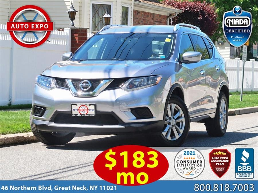 Used 2016 Nissan Rogue in Great Neck, New York | Auto Expo Ent Inc.. Great Neck, New York