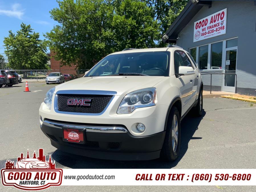Used GMC Acadia AWD 4dr SLT1 2012   Good Auto LLC. Hartford, Connecticut
