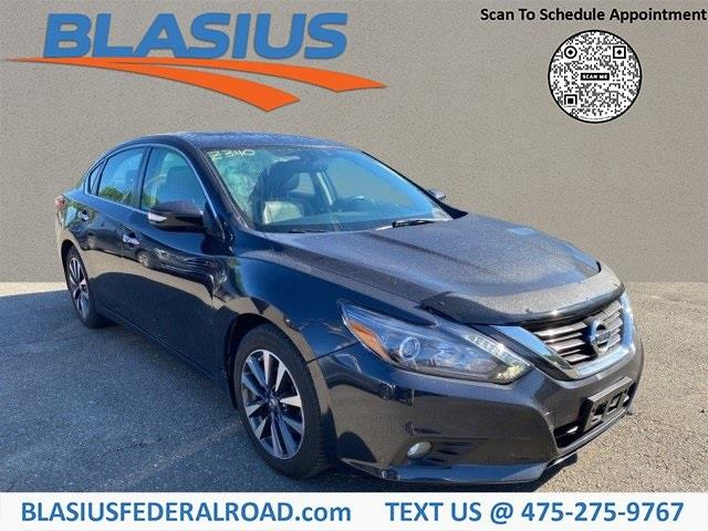 Used Nissan Altima 2.5 SL 2016   Blasius Federal Road. Brookfield, Connecticut