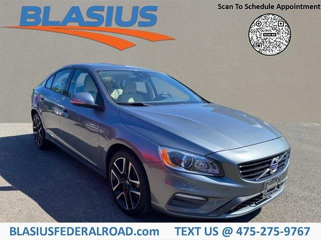 Used Volvo S60 T5 Dynamic 2018 | Blasius Federal Road. Brookfield, Connecticut