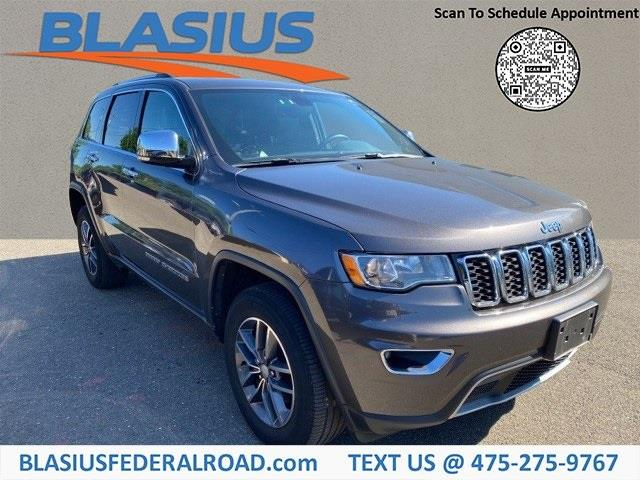 Used Jeep Grand Cherokee Limited 2018 | Blasius Federal Road. Brookfield, Connecticut