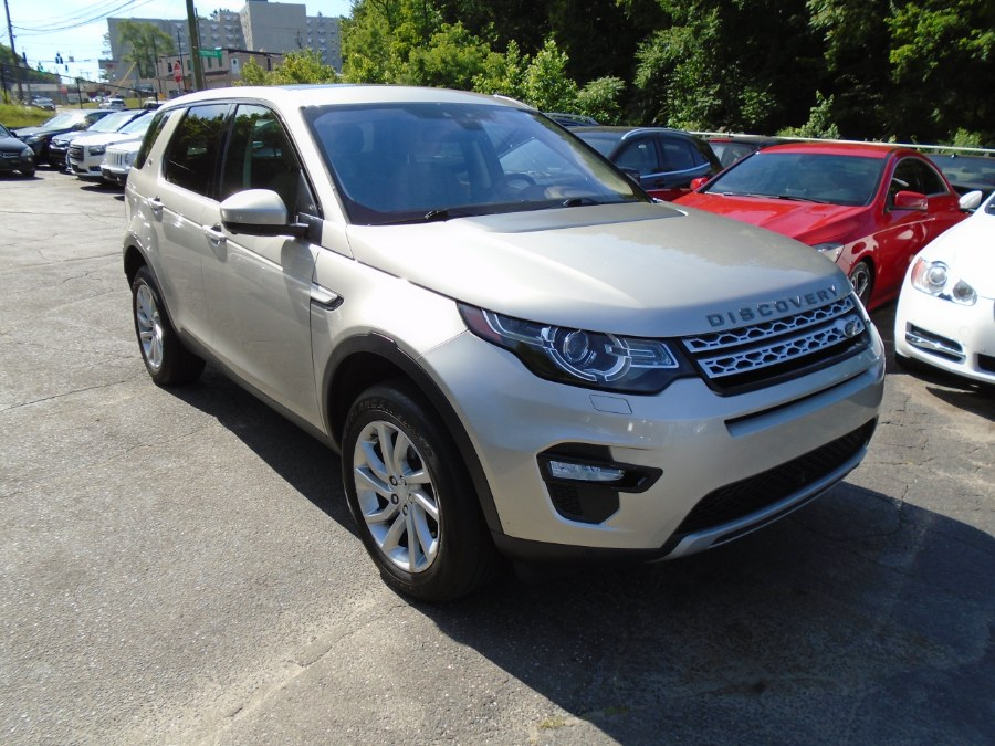 Used Land Rover Discovery Sport HSE 4WD 2017 | Jim Juliani Motors. Waterbury, Connecticut