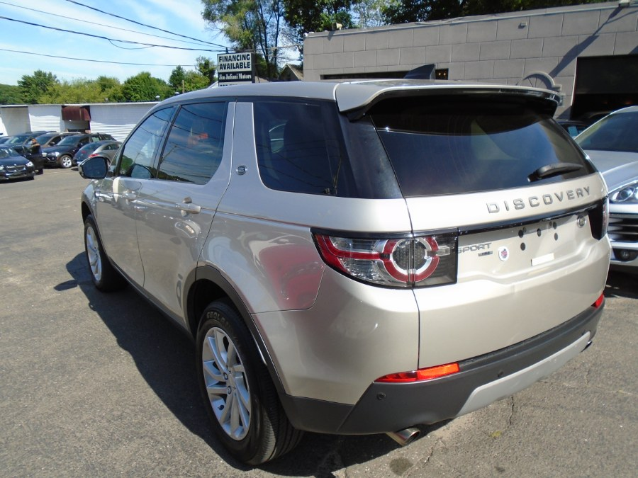 Used Land Rover Discovery Sport HSE 4WD 2017   Jim Juliani Motors. Waterbury, Connecticut