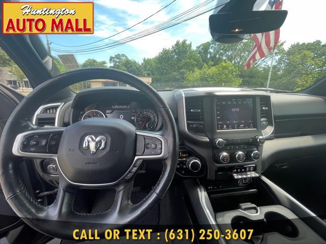 "Used Ram 1500 Big Horn 4x4 Quad Cab 6''4"" Box 2019   Huntington Auto Mall. Huntington Station, New York"