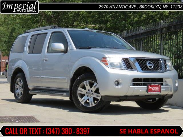 Used Nissan Pathfinder 2WD 4dr V6 LE 2011 | Imperial Auto Mall. Brooklyn, New York