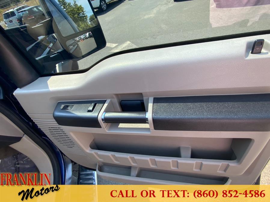 "Used Ford Super Duty F-350 SRW 4WD SuperCab 142"" XL 2009 | Franklin Motors Auto Sales LLC. Hartford, Connecticut"