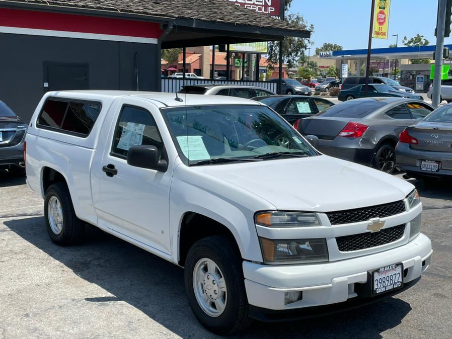 "Used Chevrolet Colorado 2WD Reg Cab 111.2"" LT w/1LT 2008 | Green Light Auto. Corona, California"