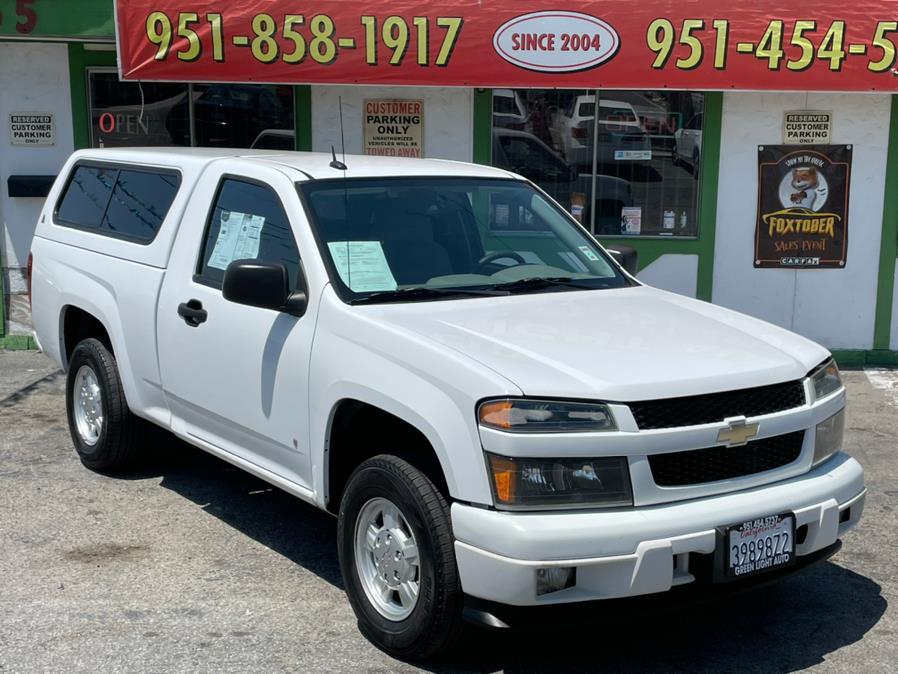 Used 2008 Chevrolet Colorado in Corona, California | Green Light Auto. Corona, California