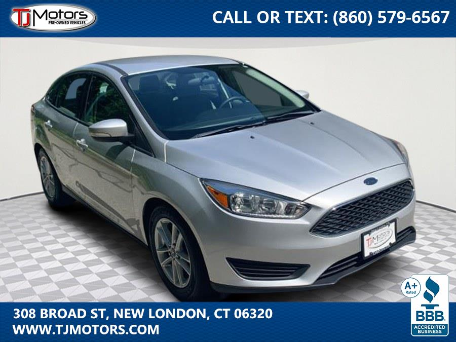 Used 2015 Ford Focus in New London, Connecticut | TJ Motors. New London, Connecticut