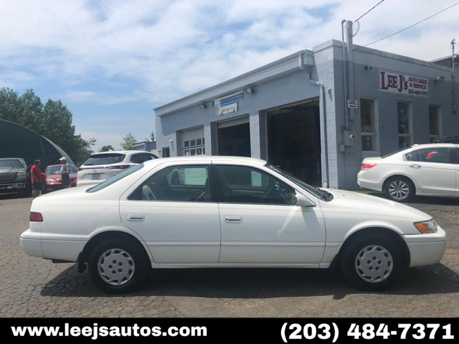 Used 1998 Toyota Camry in North Branford, Connecticut | LeeJ's Auto Sales & Service. North Branford, Connecticut
