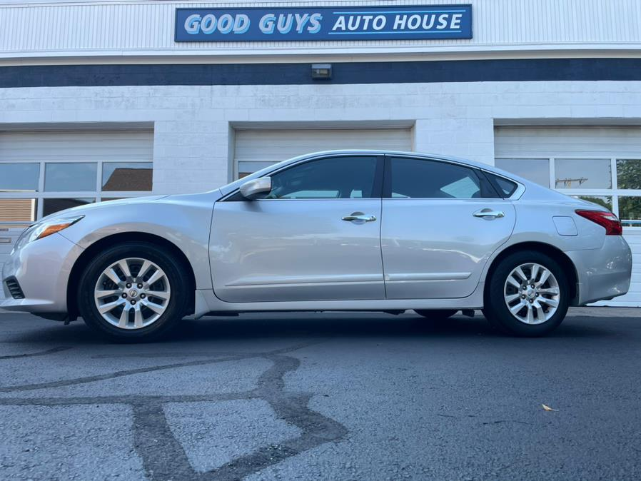 Used 2016 Nissan Altima in Southington, Connecticut | Good Guys Auto House. Southington, Connecticut