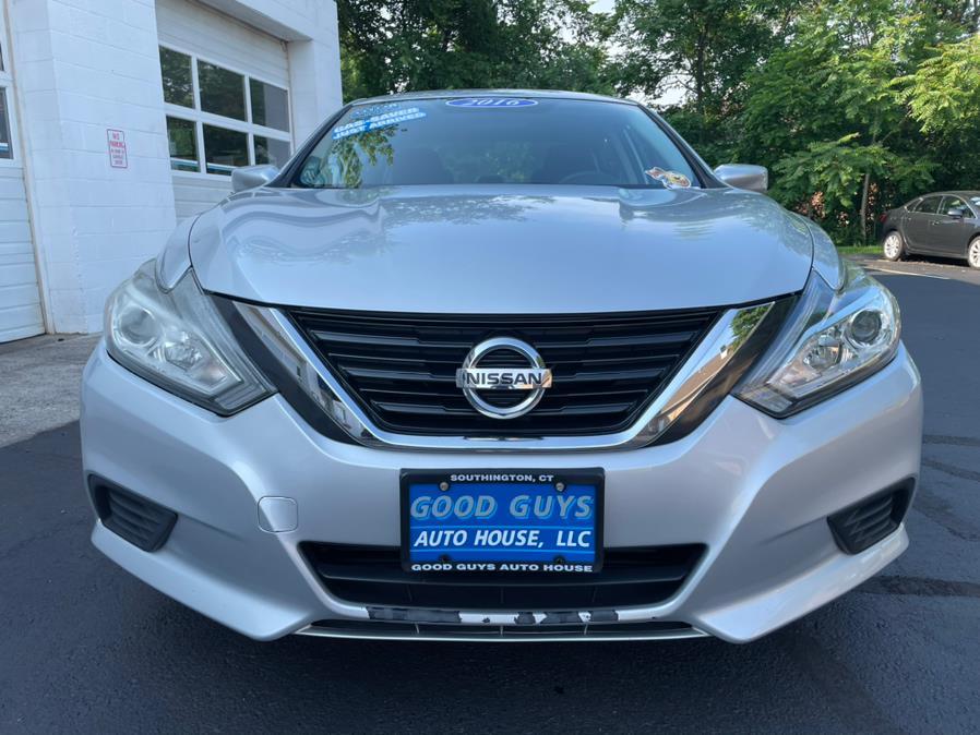 Used Nissan Altima 2.5S 2016   Good Guys Auto House. Southington, Connecticut