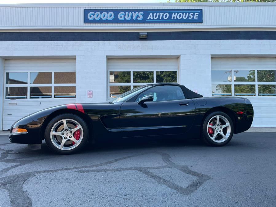 Used 2004 Chevrolet Corvette in Southington, Connecticut | Good Guys Auto House. Southington, Connecticut