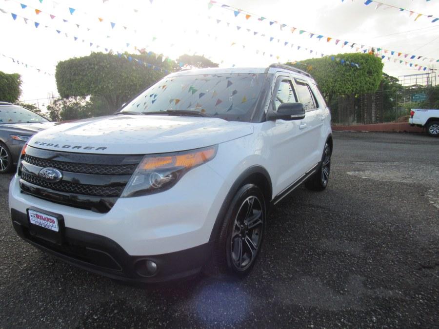 Used 2015 Ford Explorer in San Francisco de Macoris Rd, Dominican Republic | Hilario Auto Import. San Francisco de Macoris Rd, Dominican Republic
